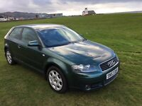 Audi a3 2.0l FSI 2004