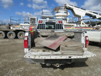 Rock crusher and crew for hire in Alberta.