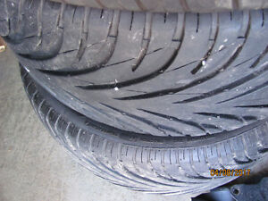 245/45/18 and 245/40/18 Tires, $140 FIRM