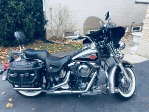 Harley Davidson Heritage Softail Classic Excellent Condition