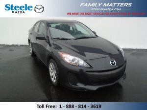 2013 Mazda MAZDA3 GX Own for $105 bi-weekly with $0 down!