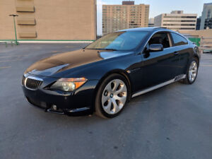 BMW i650 in great condition.