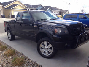 2007 Ford F-150 FX-4 4x4 Loaded