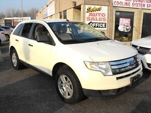 2008 EDGE SE  LOADED  AUTO  LOCAL TRADE  SAFETY & E-TEST INC ..
