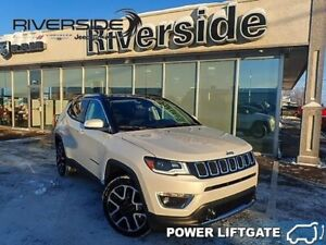 2018 Jeep Compass Limited  - Sunroof - Navigation - $219.56 B/W