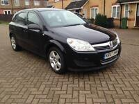 2007 Vauxhall Astra 1.7 CDTi 16v Club Hatchback 5dr Diesel Manual (135