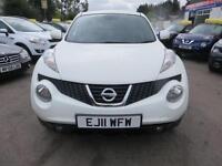 2011 Nissan Juke 1.6 16v Acenta Sport 5dr