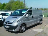 Vauxhall Vivaro Sportive LWB 115ps DIESEL MANUAL 2013/13