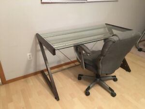 STUDY DESK & CHAIR FOR SALE!
