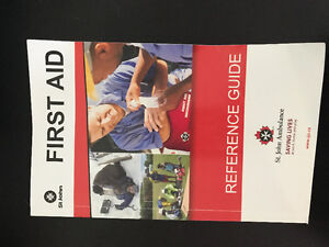 First Aid book - Used