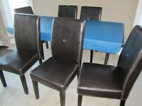 For Sale Dining Room Chairs