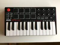 Akai MPK Mini Mk2 keyboard Controller