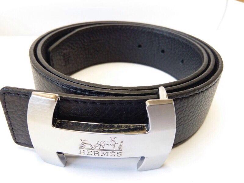 Hermes h Logo Belt Hermes Quot h Quot Logo Black Leather