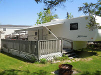 Sportsman Fifth Wheel  28 Ft. KOK Campground