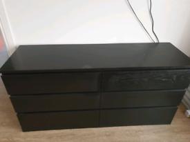 malm drawers