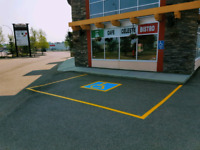 Parking Lot Painting & Marking