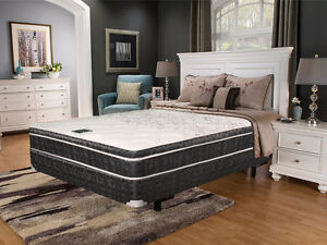 BRAND NEW Queen / Double Euro Top Pillow Mattress FREE DELIVERY!