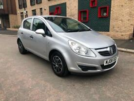 Vauxhall/Opel Corsa 1.3CDTi 16v ( 75ps ) ( a/c ) 2008MY Life