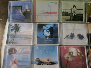 Spa relaxation CDS lot