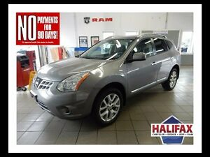 2012 Nissan ROGUE SV ROOF AND ALLOYS!!!!  LOW KM'S!!!