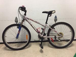 Vélo junior pour fille