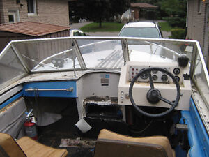 18 Ft. Springbok  I/O with trailer RESONiBLE OFFER CONSIDERED Kawartha Lakes Peterborough Area image 7