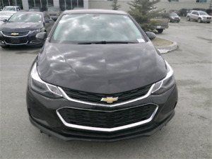 2016 Chevy Cruze LT with convenience package