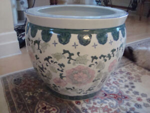 Very Large Oriental Planter