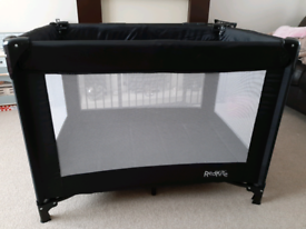 Red Kite Sleeptight Travel Cot / Play Pen- Used