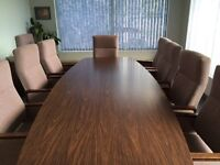 Conference Tables & Chairs