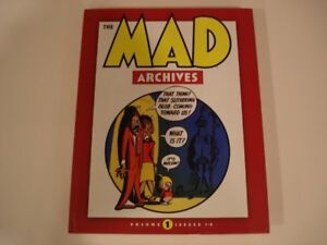 The Mad Archives Volume 1, Issues 1-6 in Hardcover Like New OOP