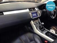 2013 LAND ROVER RANGE ROVER EVOQUE 2.2 eD4 Pure 5dr 2WD SUV 5 Seats