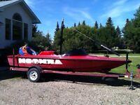 1998 moomba ski boat
