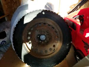Toyo Winter Tires & Rims