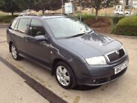 2007/57 Skoda Fabia 1.4 Petrol Manual Estate