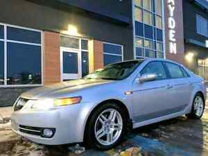 2007 Acura TL Navi Tech Package fully loaded! No accident
