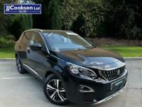 2018 Peugeot 3008 1.2 Puretech Allure 5dr EAT6 Auto Estate Petrol Automatic