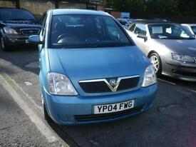 2004 Vauxhall Meriva 1.6i ( a/c )Enjoy * EXCELLENT EXAMPLE *