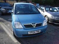 2004 Vauxhall Meriva 1.6i ( a/c )Enjoy * EXCELLENT EXAMPLE *