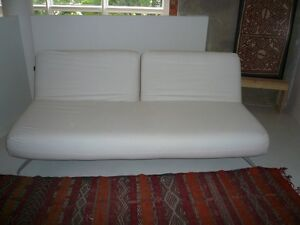 Super comfortable sofa/double bed