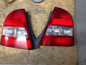 Pair of Mazda protege Tailights 1999-2003