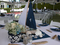 Nautical Wedding Decoration Package Deal