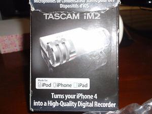 TASCAM's iM2