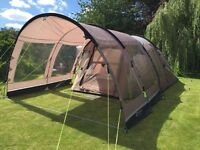 Outwell Nevada M 5 man family tent plus extras