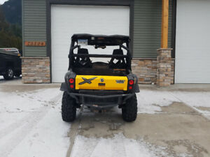 2012 Can am Commander 1000 X