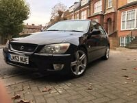 2003 Lexus IS200 // LOW MILES // FSH // IMMACULATE
