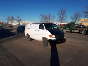 2003 Dodge Shorty Van
