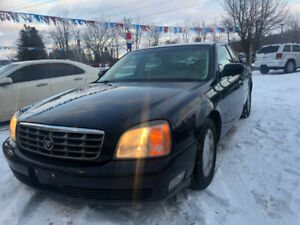 2002 Cadillac DeVille DHS IMMACULATE CONDITION SAFETIED ETESTED