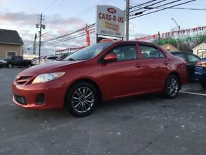 2013 Toyota Corolla L  NO TAX SALE!! month of December only!