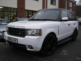 2010 60-Reg Land Rover Range Rover 4.4TD V8 auto Vogue SE,AUTOBIOGRAPHY SPEC!!!
